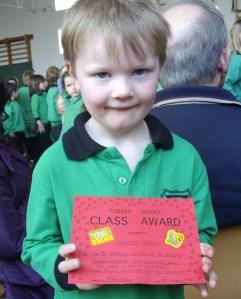 School award 6