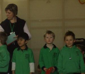 School award 5