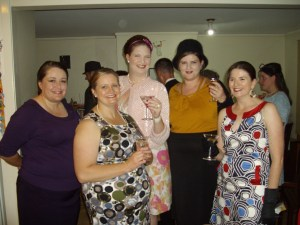 Mad men party 017