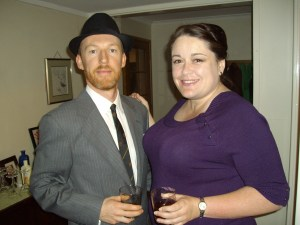 Mad men party 011