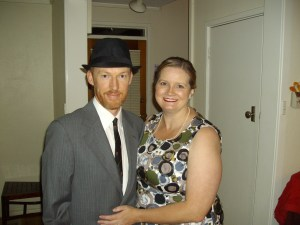 Mad men party 007